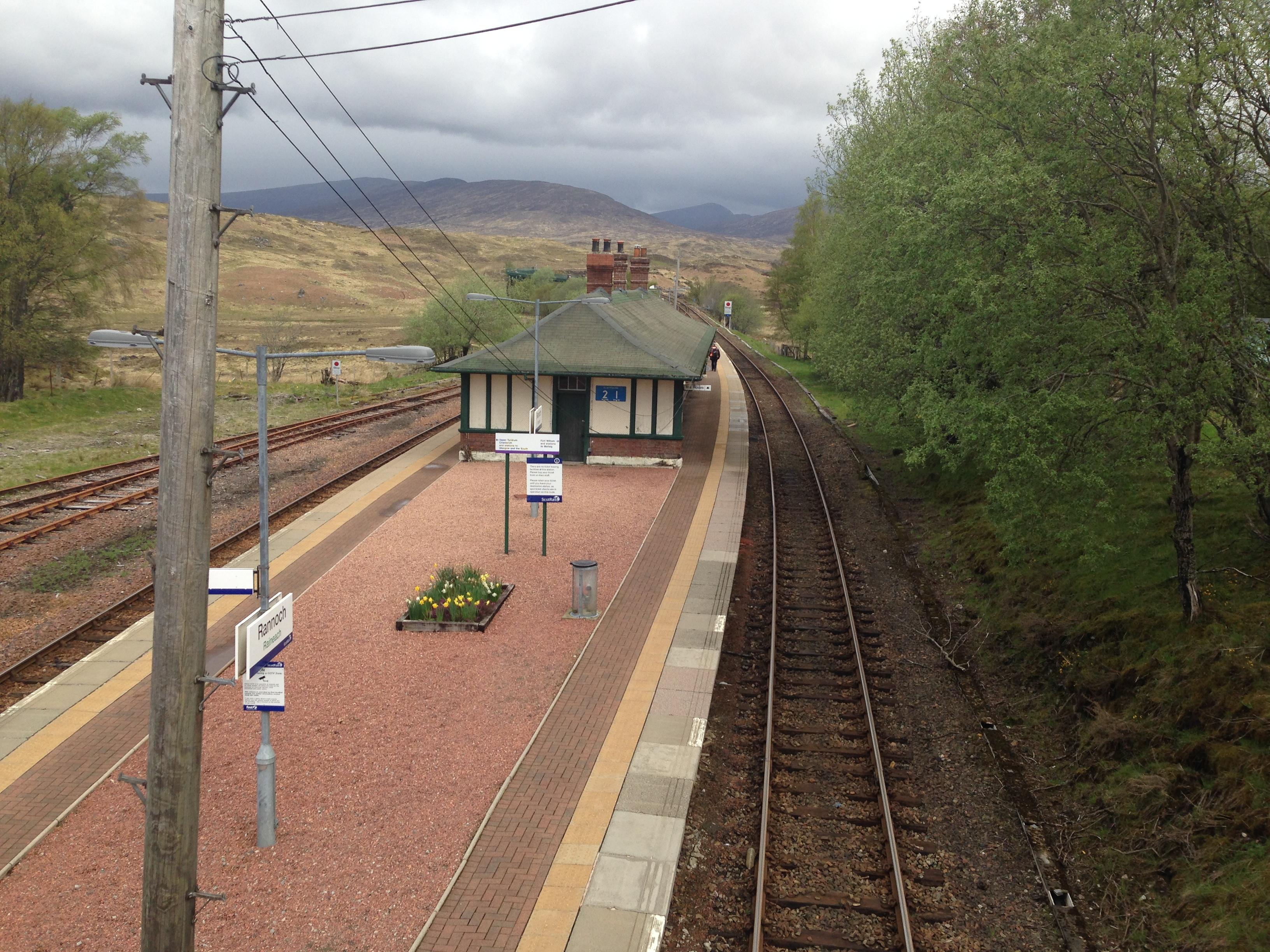 Highlands station