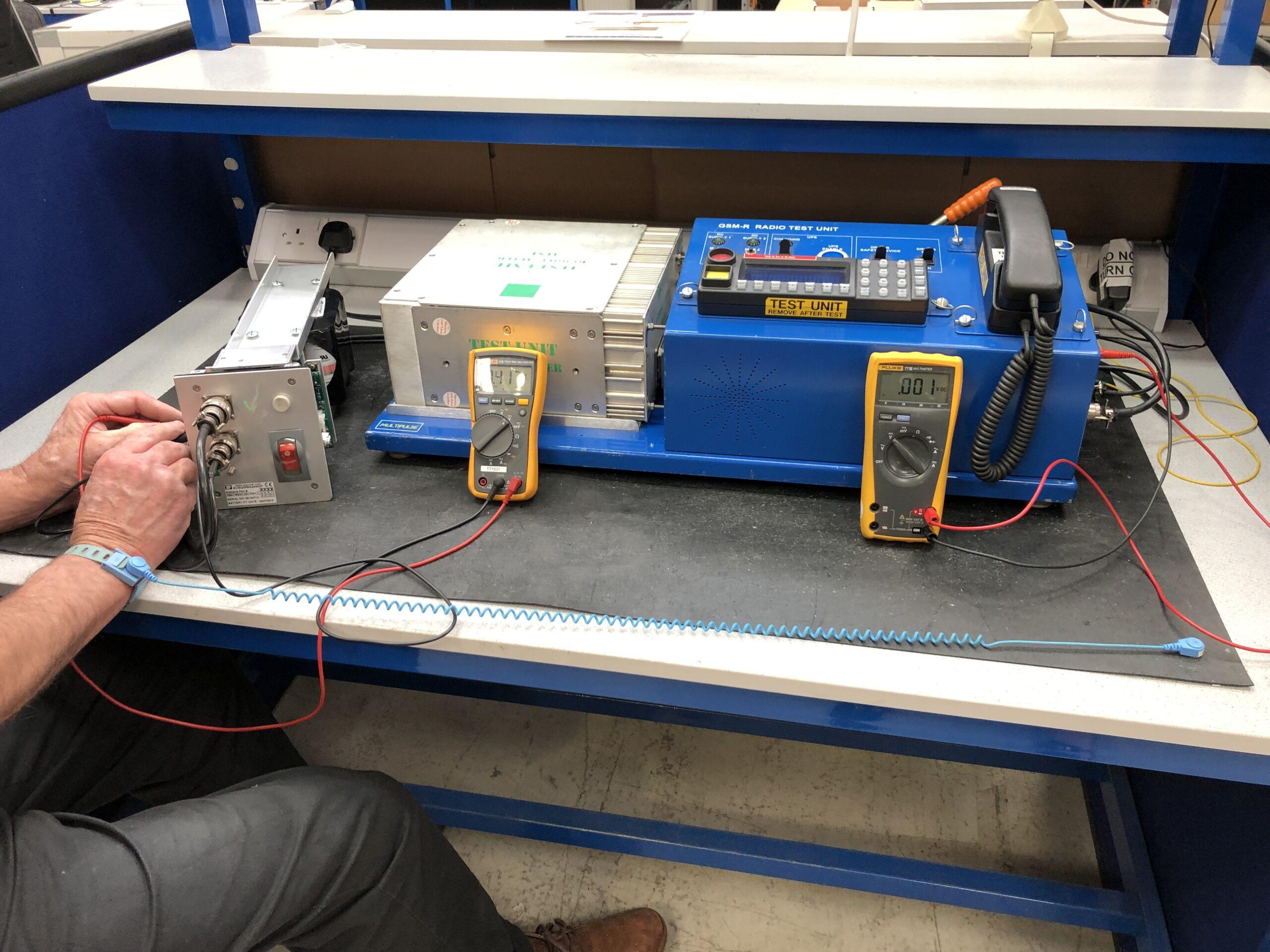 UPS repair and testing